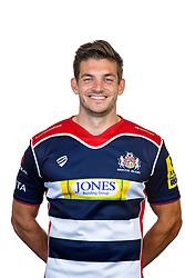 Will Cliff of Bristol Rugby - Rogan Thomson/JMP - 22/08/2016 - RUGBY UNION - Clifton Rugby Club - Bristol, England - Bristol Rugby Media Day 2016/17.