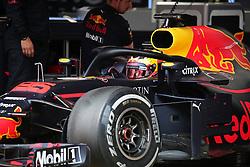 May 16, 2018 - Barcelona, Spain - Jake Dennis, team Aston Martin Red Bull, during the Formula 1 testing at the Barcelona Catalunya Circuit, on 16th May 2018 in Barcelona, Spain.  Photo: Joan Valls/Urbanandsport /NurPhoto. (Credit Image: © Joan Valls/NurPhoto via ZUMA Press)