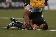Rosario (ARGENTINA), June 12, 2019: Tupou Va'ai of New Zealand during the World Rugby U20 Championship match between New Zealand and South Africa at Hipódromo (Racecourse) Stadium, on Wednesday, June 12, 2019 in Rosario, Argentina. (photo by Pablo Gasparini/Photosport)