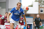 Brighton and Hove Albion defender Dan Burn (33) during the Premier League match between Burnley and Brighton and Hove Albion at Turf Moor, Burnley, England on 26 July 2020.