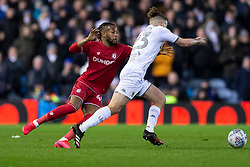Kasey Palmer of Bristol City and Kalvin Phillips of Leeds United - Mandatory by-line: Daniel Chesterton/JMP - 15/02/2020 - FOOTBALL - Elland Road - Leeds, England - Leeds United v Bristol City - Sky Bet Championship
