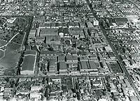 1930s Aerial of RKO Studios