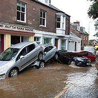 Alyth Flooding