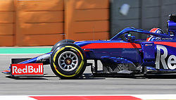 May 10, 2019 - Barcelona, Spain - Toro Rosso of Daniil Kvyat during the practices of the GP Spain Formula 1, on 10th May 2019, Barcelona, Spain. (Credit Image: © Joan Valls/NurPhoto via ZUMA Press)