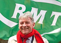 Richard Leonard at rail nationalisation rally, Edinburgh, 14 November 2018