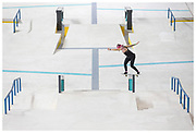 Leticia Bufoni. Women's SLS final at Queen Elizabeth Olympic Park. May 2019