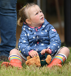 Members of The Royal Family attend the Whatley Manor Horse Trials at Gatcombe Park, Minchinhampton, Gloucestershire, UK, on the 8th September 2017. 08 Sep 2017 Pictured: Mia Tindall. Photo credit: James Whatling / MEGA TheMegaAgency.com +1 888 505 6342