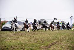Achttal Teutoonse Riddertjes Bekevoort<br /> Nationaal Tornooi LRV Ponies<br /> Zonnebeke 2019<br /> © Hippo Foto - Dirk Caremans<br />  29/09/2019