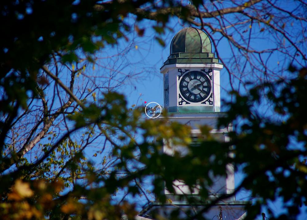 Clock Tower, Paoli Square, Indiana