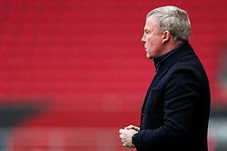Portsmouth manager Kenny Jackett - Rogan/JMP - 10/01/2021 - Ashton Gate Stadium - Bristol, England - Bristol City v Portsmouth - FA Cup.