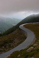 Svizzera,Alta Valposchiavo: ecosentiero della Valposchiavo.