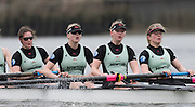 Putney, Great Britain.  CUBC, left during the 2015 Pre Boat Race Fixture, Cambridge University Women's Boat Club vs Imperial College Women's Boat Club, Championship Course, River Thames.  England. <br /> {DOW{  {DATE}<br /> <br /> [Mandatory Credit; Peter Spurrier/Intersport-images]<br /> Crews: CUWBC:<br /> left to right.  5) Melissa Wilson*, 6) Holly Hill, 7) Hannah Roberts, stroke, Fanny Belais and Cox, Rosemary Ostfeld.