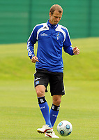 Fotball<br /> Tyskland<br /> Foto: Witters/Digitalsport<br /> NORWAY ONLY<br /> <br /> 31.07.2009<br /> <br /> David Rozehnal<br /> Fussball Hamburger SV, Training