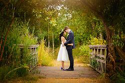 Summer Wedding at the beautiful London Wetland Centre