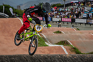 #49 (NYHAUG Tory) CAN at the 2016 UCI BMX World Championships in Medellin, Colombia.