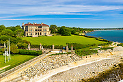 The Breakers, Mansion, Newport, Rhode Island, USA