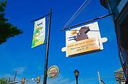 Signage, West Reading Art Fest, Berks Co., PA