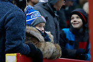 Ipswich fans  during the The FA Cup 3rd round match between Accrington Stanley and Ipswich Town at the Fraser Eagle Stadium, Accrington, England on 5 January 2019.