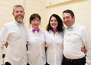 24/06/2017 REPRO FREE:   Sean Holland Brona Smyth, Deirdre Flanagan and Paul O'Dowd from Notorious Choir at their     summer Concert at Maree Community Centre in aid of Road To Hope and the Brothers of Charity Sri Lankan orphanage . Aileen Henderson, Jacqui McCarthy and Tommy Keane and The Sheds  also performed on the night. Photo:Andrew Downes, xposure .