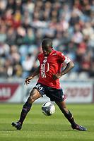 FOOTBALL - FRENCH CHAMPIONSHIP 2009/2010 - L1 - LILLE OSC v AS MONACO - 18/04/2010 - PHOTO ERIC BRETAGNON / DPPI - RIO MAVUBA (LILLE)