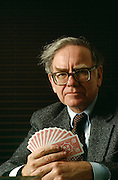 Warren Buffett, called the Oracle of Omaha, is considered the worlds greatest stock market investor and is of the world's richest people.   He is a top level bridge player.            <br /> .