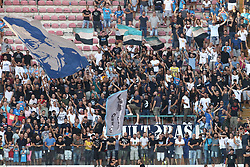 September 15, 2018 - Naples, Italy - Supporters Naples.during the Italian Serie A football SSC Napoli v AC Fiorentina at S. Paolo Stadium in Naples on September 15, 2018  (Credit Image: © Paolo Manzo/NurPhoto/ZUMA Press)