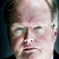 Nederland,Den Haag ,30 juni 2008..Johannes Cornelis (Hans) van Baalen (Rotterdam, 17 juni 1960) is een Nederlands politicus. Namens de Volkspartij voor Vrijheid en Democratie maakt hij sinds 1999 deel uit van de Tweede Kamer der Staten-Generaal..Foto:Jean-Pierre Jans/