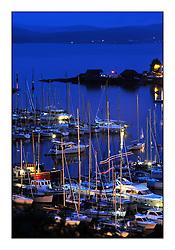 Brewin Dolphin Scottish Series 2010, Tarbert Loch Fyne - Yachting..Tarbert Harbour ......