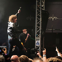 The Pigeon Detectives performing at Live At Leeds, 2013-05-04