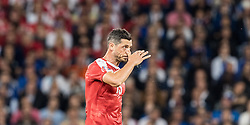 19.06.2016, Stade Pierre Mauroy, Lille, FRA, UEFA Euro, Frankreich, Schweiz vs Frankreich, Gruppe A, im Bild Blerim Dzemaili (SUI) // Blerim Dzemaili (SUI) during Group A match between Switzerland and France of the UEFA EURO 2016 France at the Stade Pierre Mauroy in Lille, France on 2016/06/19. EXPA Pictures © 2016, PhotoCredit: EXPA/ JFK