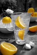Home made lemonade