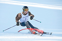 High School alpine ski meet at Gunstock  February 3, 2012.