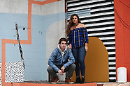 Napolitan twins Outdoor/Studio