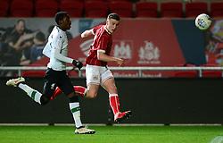Bristol City's George Nurse - Mandatory by-line: Alex James/JMP - 13/02/2018 - FOOTBALL - Ashton Gate Stadium - Bristol, England - Bristol City U23 v Liverpool U23 - Premier League Cup