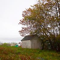 North America, Canada, Nova Scotia, Guysborough. A tranquil scene of rural Guysborough.