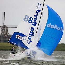 Day 5, May 28th, Delta Lloyd Regatta in Medemblik, The Netherlands (26/30 May 2011).