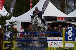 Bruggink Gert-Jan, NED, Charmeur<br /> Seniors <br /> Nederlands Kampioenschap Jumping - Mierlo <br /> © Hippo Foto - Dirk Caremans<br /> 23/04/2017