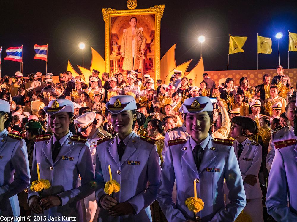 05 DECEMBER 2015 - BANGKOK, THAILAND:     PHOTO BY JACK KURTZ