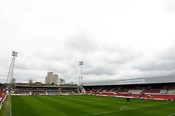A general view of Griffin Park - Mandatory by-line: Dougie Allward/JMP - 16/04/2016 - FOOTBALL - Griffin Park - Brentford, England - Brentford v Bristol City - Sky Bet Championship