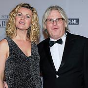 NLD/Rotterdam/20121218 - Premiere het Bombardement ,Annette Barlo en Frank Timmer