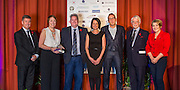 The 2015 Scottish Border Business Award winners for Best Business for High Growth and Innovation: RP Adam Ltd, Selkirk.Sponsored by Scottish Borders Business Gateway.<br /> <br /> The Scottish Border Business Awards, held at Springwood Hall, Kelso. The awards were run by the Scottish Borders Chambers of Commerce, with guest speaker Keith Brown, MSP. The SBCC chairman Jack Clark and the presenter Fiona Armstrong co hosted the event.