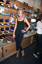 MARISSA MONTGOMERY at the Natural Beauty Honours 2008 hosted by Neal's Yard Remedies, 124b King's Road, London SW3 on 4th September 2008.<br /> <br /> NON EXCLUSIVE - WORLD RIGHTS