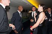 Greg Rutherford, Mo Farah; Louis Smith; Victoria Pendleton  2012 GQ Men of the Year Awards,  Royal Opera House. Covent Garden, London.  3 September 2012