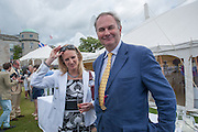 WILLIAM CASH, The Cartier Style et Luxe during the Goodwood Festivlal of Speed. Goodwood House. 1 July 2012.