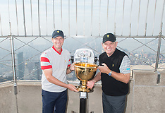 Presidents Cup New York Photocall - 26 Sept 2017