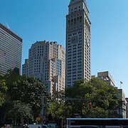 Met Life Tower and Madison Square, New York