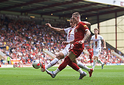 BRADFORD, ENGLAND - Saturday, July 13, 2019: Liverpool's Ryan Kent during a pre-season friendly match between Bradford City AFC and Liverpool FC at Valley Parade. (Pic by David Rawcliffe/Propaganda)  BRADFORD, ENGLAND - Saturday, July 13, 2019: Liverpool's xxxx during a pre-season friendly match between Bradford City AFC and Liverpool FC at Valley Parade. (Pic by David Rawcliffe/Propaganda)
