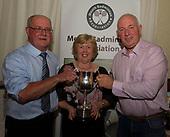 Meath Badminton 50th. Anniversary Awards Night 2019