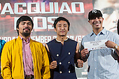 Boxing: Pacquiao, Rios scheduled to fight in welterweight match in Macao