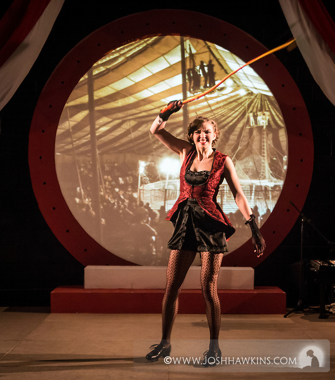 Sioned Papparotto<br /> <br /> At Stage 773.<br /> <br /> CTT's famed story show takes a dark and sinister turn in this peek behind the scenes of a traveling Italian circus troupe in the 1930s.  The taciturn ringmaster, the jealous sisters and the mysterious knife thrower are just some of the characters populating this circus.  This show will feature an original live score by CTT Music Director Kurt Schweitz.  Written by Marc Smith.